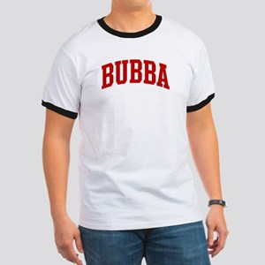 BUBBA (red) Ringer T