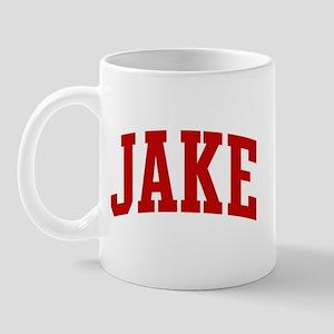 JAKE (red) Mug