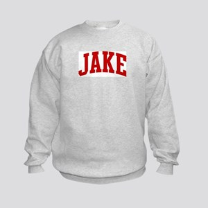 JAKE (red) Kids Sweatshirt