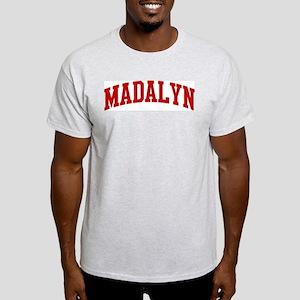 MADALYN (red) Light T-Shirt