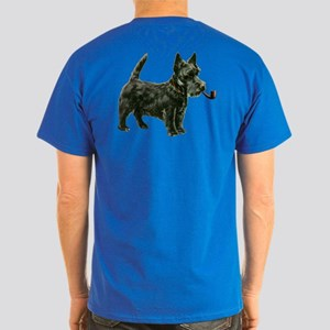 Scottish Terrier Dark T-Shirt