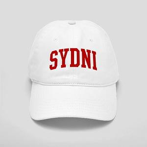 SYDNI (red) Cap