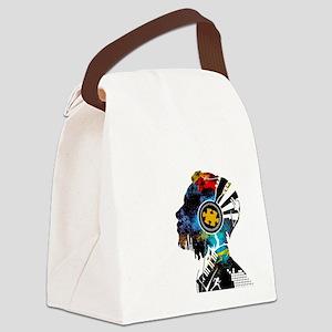 Rockin' 2017 Canvas Lunch Bag