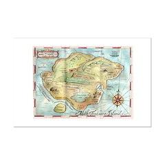 Map of Math Treasure Island