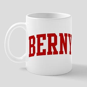 BERNY (red) Mug