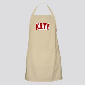 KATY (red) BBQ Apron