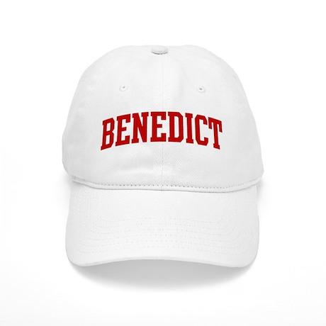 BENEDICT (red) Cap