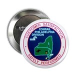 """Conrail Philadelphia Division 2.25"""" Button (1"""