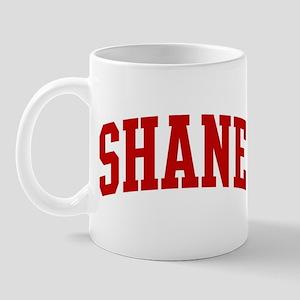 SHANE (red) Mug
