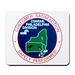 Conrail Philadelphia Division Mousepad