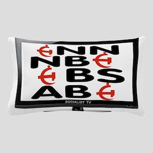 FAKE TV Pillow Case