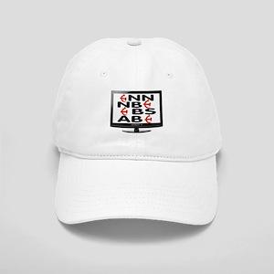 FAKE TV Baseball Cap