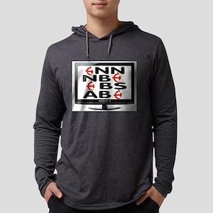 FAKE TV Long Sleeve T-Shirt