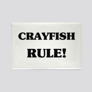 Crayfish Rule Rectangle Magnet