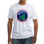 Conrail Philadelphia Division Fitted T-Shirt