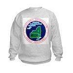 Conrail Philadelphia Division Kids Sweatshirt