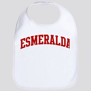 ESMERALDA (red) Bib