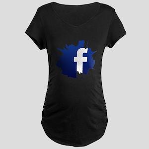 fbcrack Maternity T-Shirt