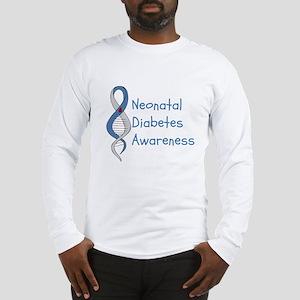 Neonatal Diabetes Awareness Long Sleeve T-Shirt