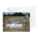 Holt Cemetery -- Unmarked Tom Greeting Cards (Pack