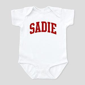 SADIE (red) Infant Bodysuit