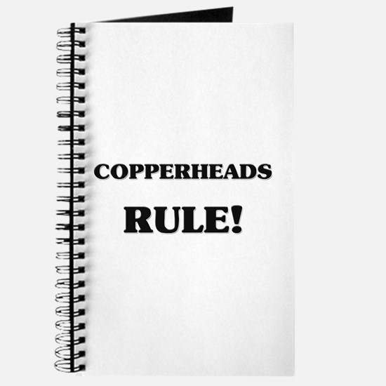 Copperheads Rule Journal