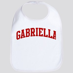 GABRIELLA (red) Bib
