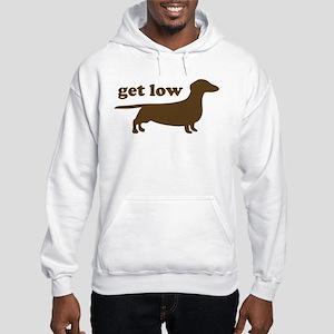 Get Low Hooded Sweatshirt