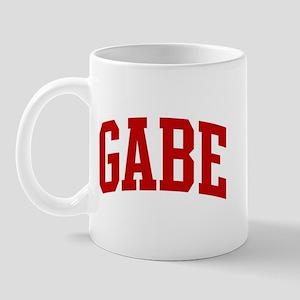 GABE (red) Mug