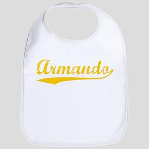 Vintage Armando (Orange) Bib