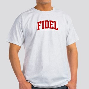 FIDEL (red) Light T-Shirt