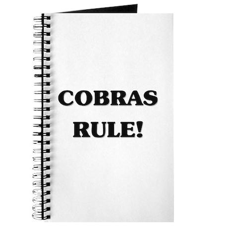 Cobras Rule Journal