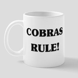 Cobras Rule Mug