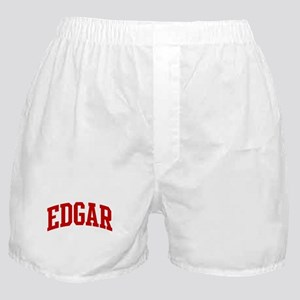 EDGAR (red) Boxer Shorts