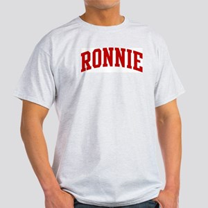 RONNIE (red) Light T-Shirt