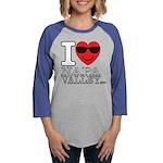 I LOVE NAPA VALLEY Long Sleeve T-Shirt