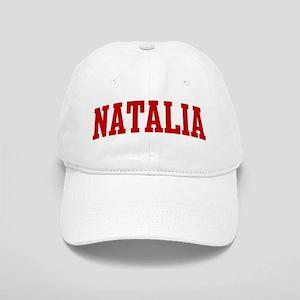 NATALIA (red) Cap