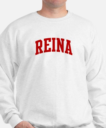 REINA (red) Sweater