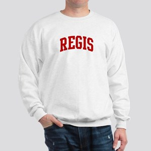 REGIS (red) Sweatshirt