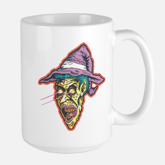 Ugly Witch Mugs