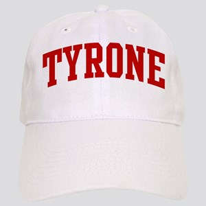 TYRONE (red) Cap