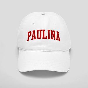 PAULINA (red) Cap
