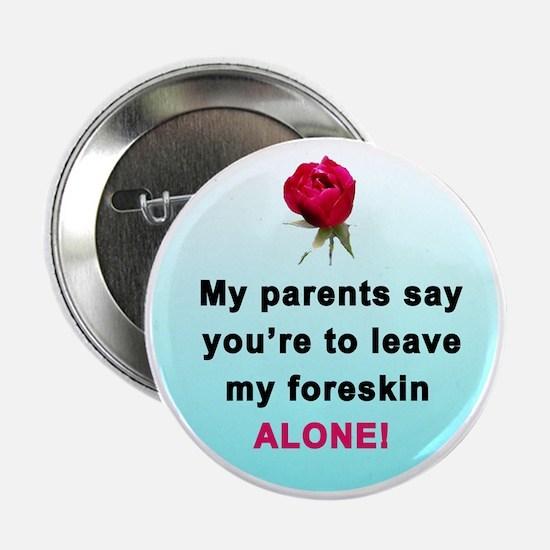 "Gentle reminder (parents) 2.25"" Button"