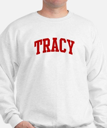TRACY (red) Sweater