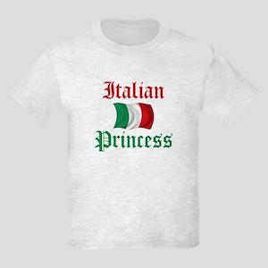 Italian Princess 2 Kids Light T-Shirt