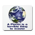 Planet Mousepad