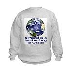 Planet Kids Sweatshirt