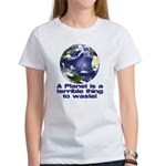 Planet Women's T-Shirt