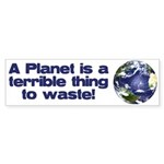 Planet Bumper Sticker (50 pk)