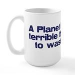 Planet Large Mug